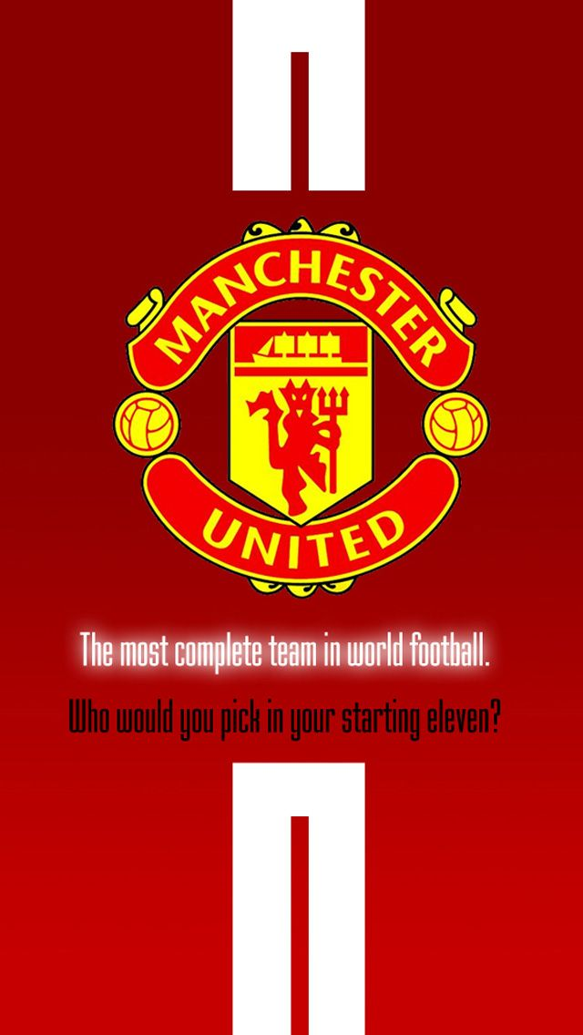 Manchester United Iphone Wallpaper Wallpapersafari Manchester United Iphone Wallpaper The Unit