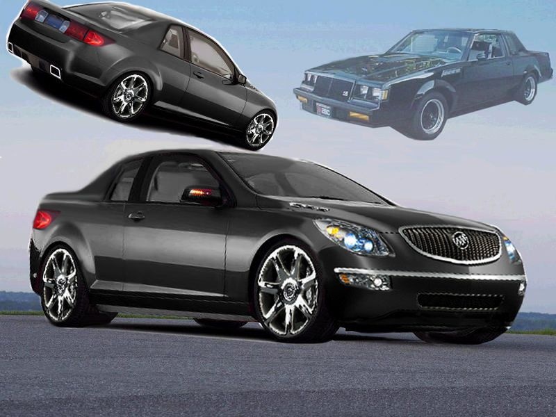 Buick Grand National 2016 >> 2016 Buick Grand National Concept Http Autopartstore Pro