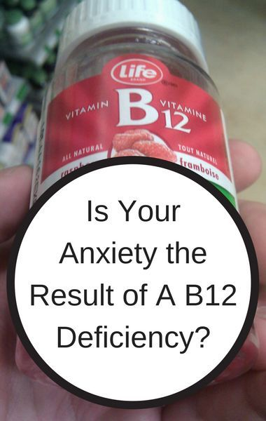 With millions of Americans suffering from symptoms of anxiety, Dr Oz  explored the idea that a vitamin B12 deficiency could be to blame. So how  can you tell?