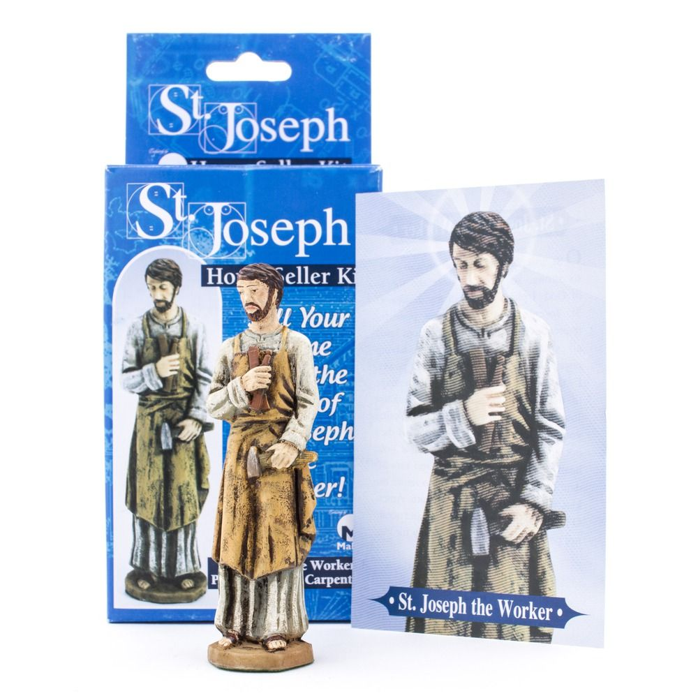 St Joseph Home Er Kit The Catholic Company