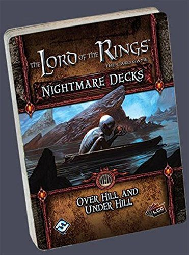 Over Hill Under Hill Lord of the Rings LCG Nightmare Deck @ niftywarehouse.com #NiftyWarehouse #LOTR #LordOfTheRings #Movies #Geek #Nerd #Books #Fantasy
