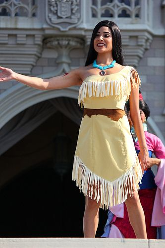 Pocahontas - Merida from  Brave  becomes 11th Disney Princess at Walt Disney World  sc 1 st  Pinterest & Merida from