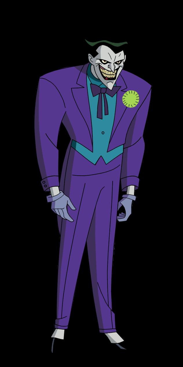 Batman Tas The Joker By Therealfb1 By Therealfb1 On Deviantart Joker Dc Comics Joker Dc Joker
