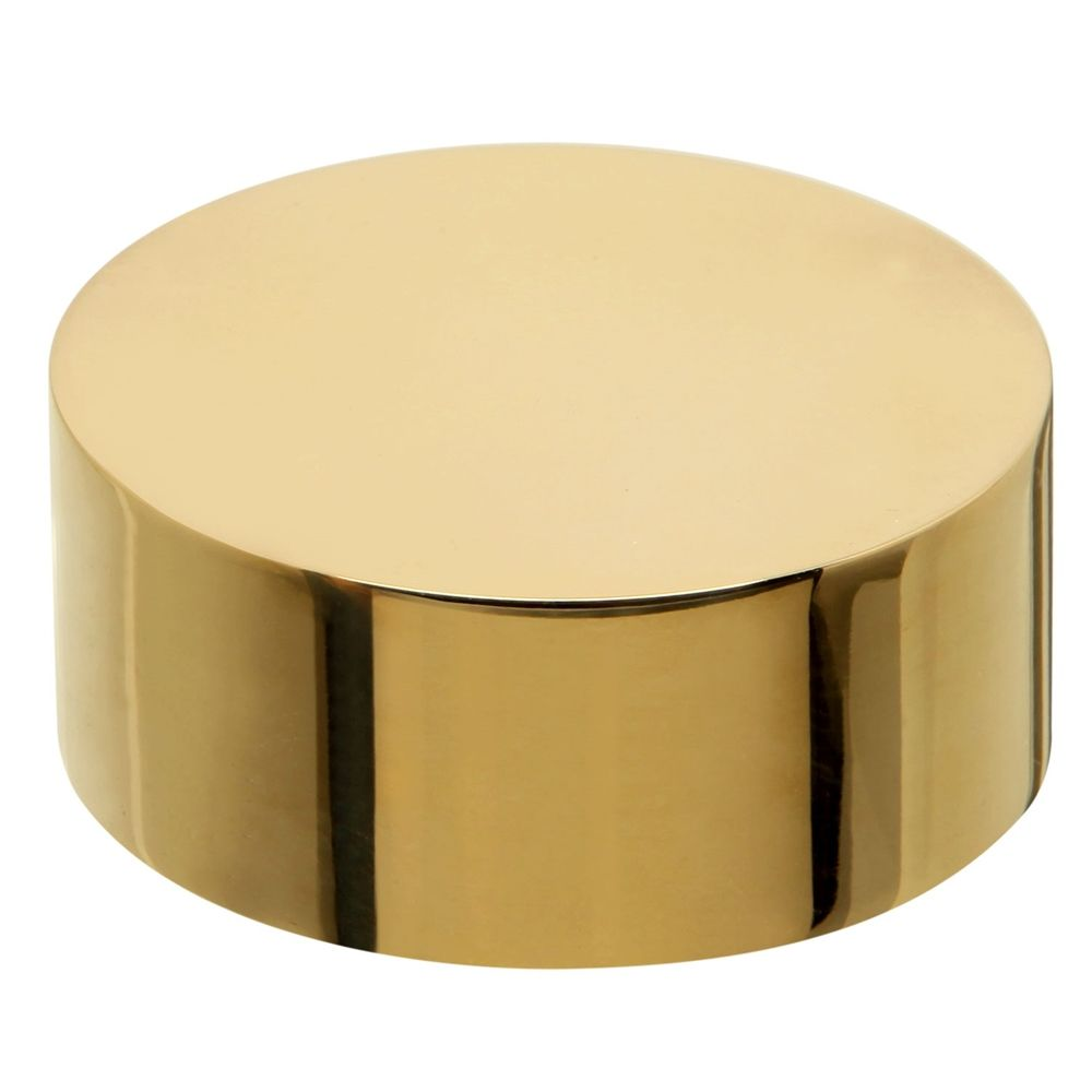 Flush End Cap For Wood 600w Architectural Railings End Caps Finials Stair Railing Polished Brass Stair Handrail