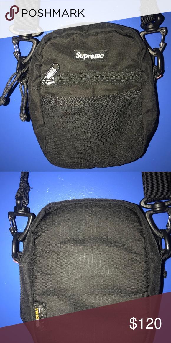 Supreme Shoulder Bag from Spring/Summer 2017 This bag has