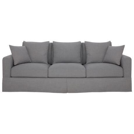Captivating The Cosy And Inviting Form Of The Benson Grand 3 Seater Sofa Is The Perfect