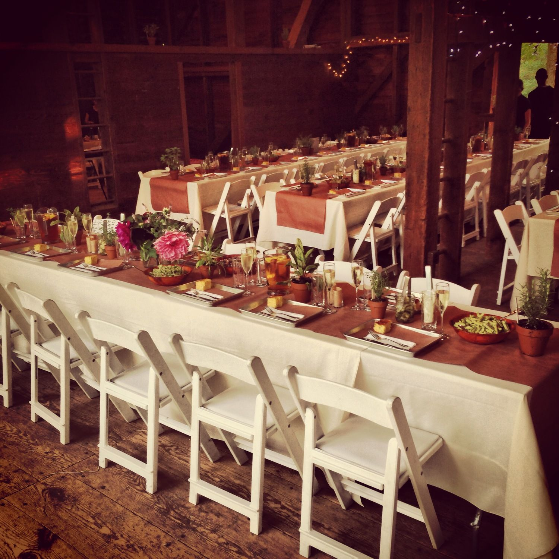 Delaney BBQ Wedding!