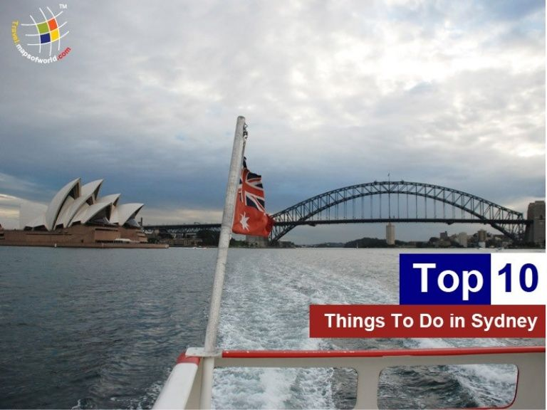 Topthingstodoinsydney By Travelwithmow Via Slideshare Http - 10 things to see and do in sydney australia