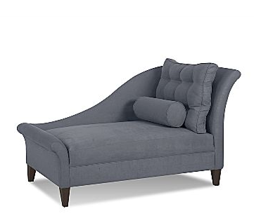 miscellaneous - gray grey chaise lounge chaise lounge  sc 1 st  Pinterest : chaise lounge grey - Sectionals, Sofas & Couches