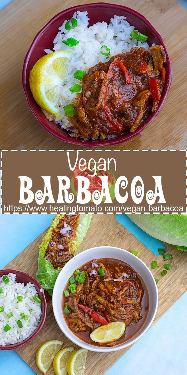 Vegan Barbacoa Recipe With Easy Barbacoa Sauce