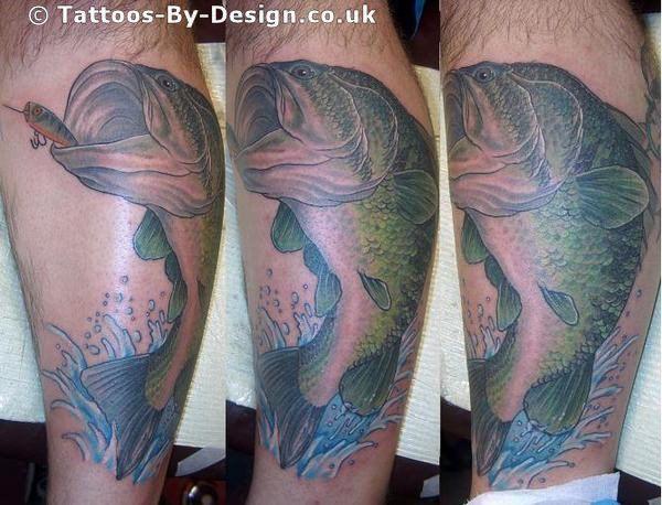 Maori Largemouth Bass Tattoo: Largemouth Bass Tattoos - Group Picture