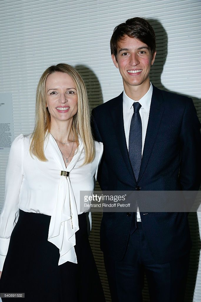 Delphine Arnault And Her Brother Alexandre Arnault Attend The Lvmh Young Fashion Designers Fashion Fashion Design