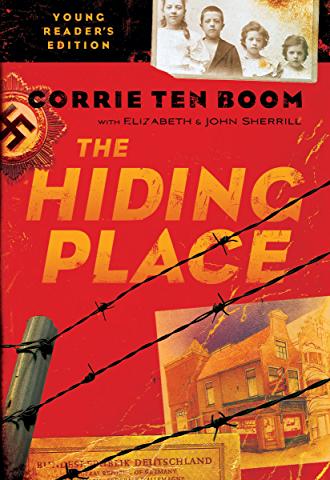 The Hiding Place Corrie ten boom, Hiding places, Young