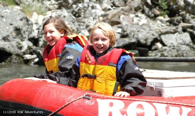 Raft Idaho S Lower Selway River Perfect For Families