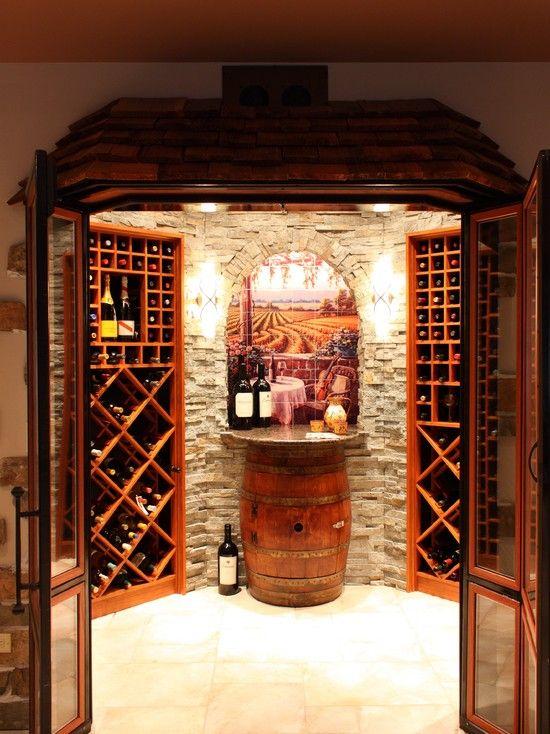 Pin by Alida Winter on Wine Cellar Pinterest Wine cellars