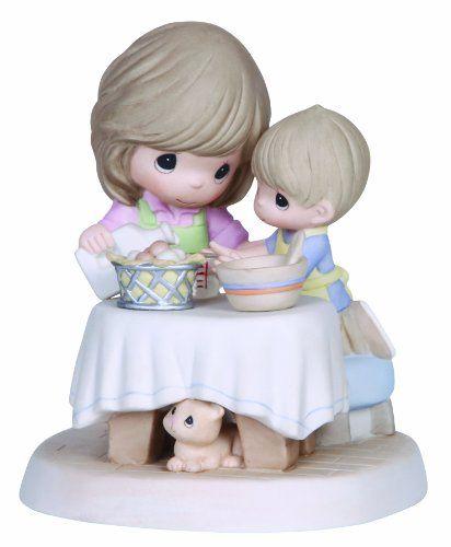 154016 Sweetest Bisque Porcelain Figurine Precious Moments
