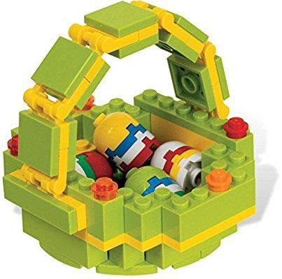 Lego easter basket with eggs 40017 lego pinterest lego lego lego easter basket negle Choice Image