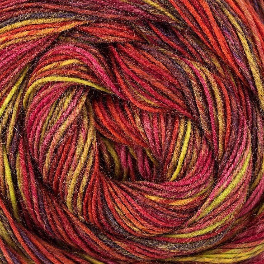 Lang Yarns Jawoll Magic 75% Virgin Wool, 25% Polyamide 437 yds