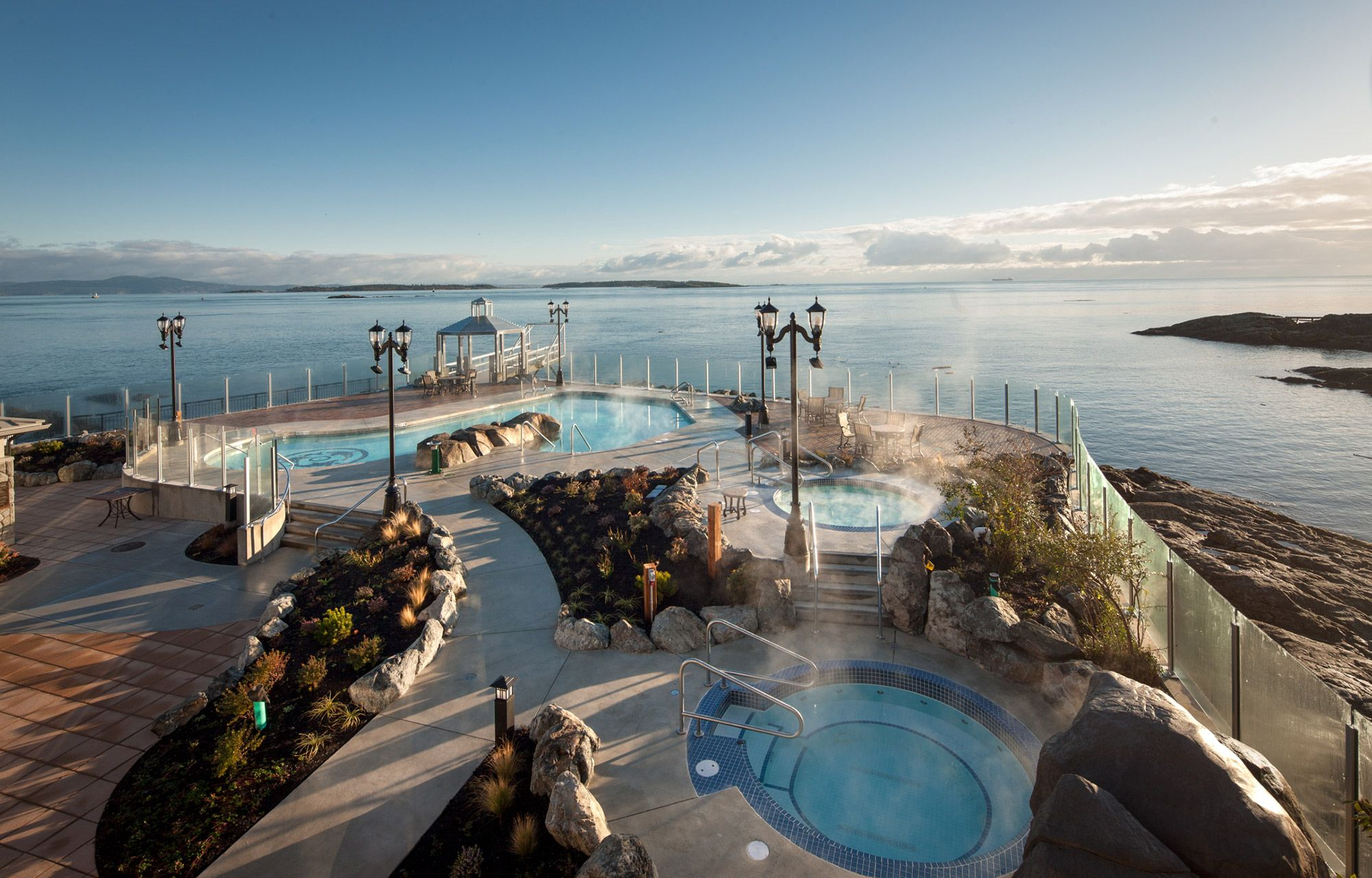 Oak Bay Beach Hotel View Pools Spa