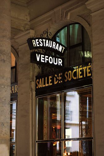 Le Grand Vefour Beaujolais Palais Royale It Was Opened In The Arcades Of The Palais Royal In 1784 It Was Closed From 1 Visit Paris Paris Travel Paris City