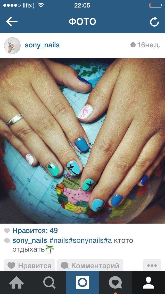 #nails#sonynails#kodi#art#zp#гельлак#ногти#маникюр#nailart
