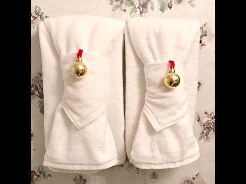 Watch Me Clean Revamp My Bathroom How I Fold My Towels Youtube How To Fold Towels Bathroom Towel Decor Decorative Towels