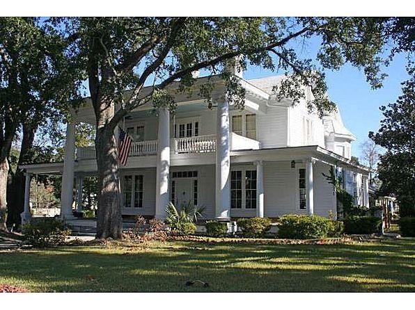Brilliant 1897 Classical Revival Thomasville Ga Beautiful Download Free Architecture Designs Grimeyleaguecom