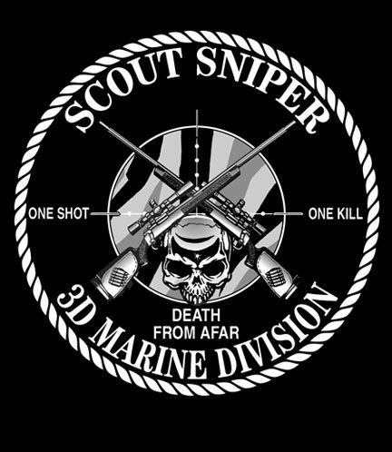 Showing post & media for Marine corps scout sniper symbol | www ...