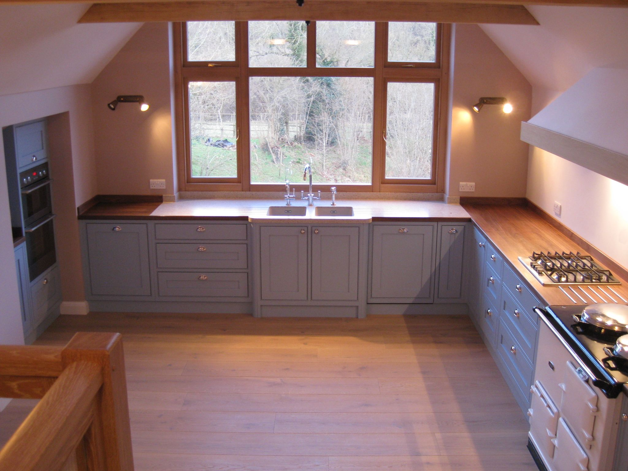 All of our beautiful bespoke handmade kitchens are created
