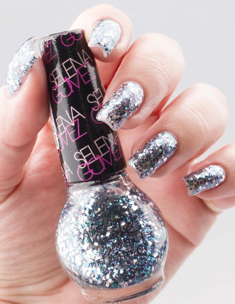 Sweet Dreams   Nicole by OPI   Pinterest   OPI, Glitter nail polish ...
