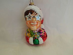 Elton John Christmas Ornament.Christopher Radko Ornament Elton John Ebay Ornaments