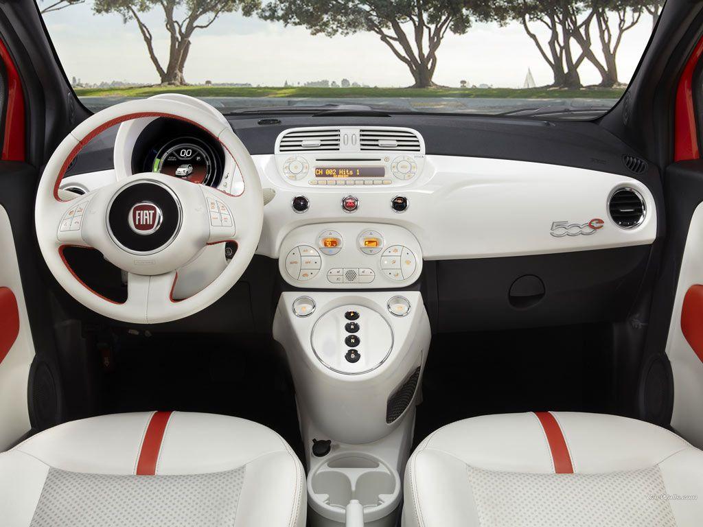 Fiat 500e Fiat 500e Fiat 500 Fiat Cars