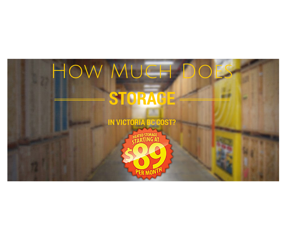 How Much Does Storage Cost In Victoria Bc Click Inside To Find Out