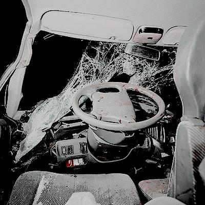 Pin By Spice On Oc Baek Hana Car Crash Car Car Accident