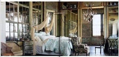 armchair, bed, bedroom, beds, bg:bedroom, bg:room, chandelier, room, decor, inredning, interior design