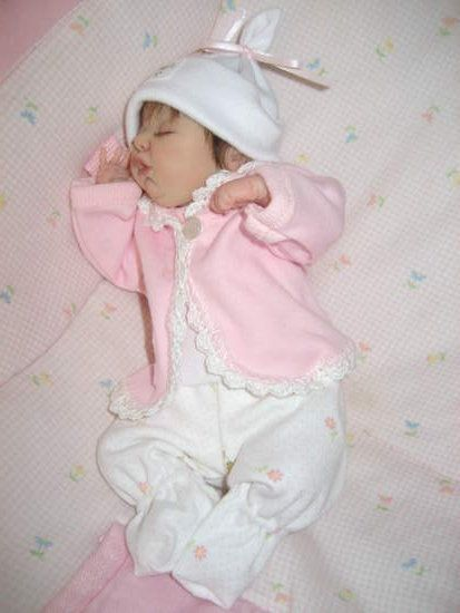 Micro preemie Reborn baby LUMI By Babiestolove4everNursery - Reborns.com