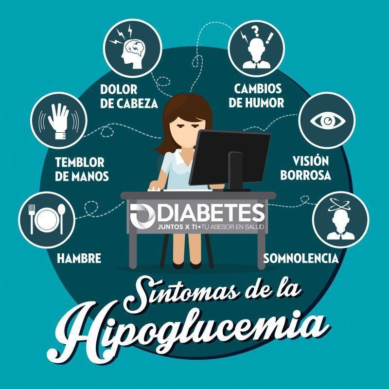hipoglucemia diabetes síntomas del embarazo