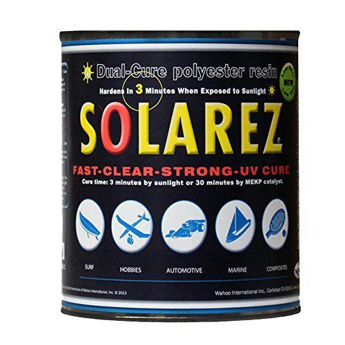 Solarez UV Cure Low Volatile Organic Compounds Clear