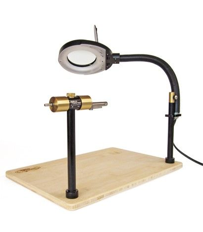 Norvise Lamp Magnifier Fly Tying Vises Fly Tying Fly