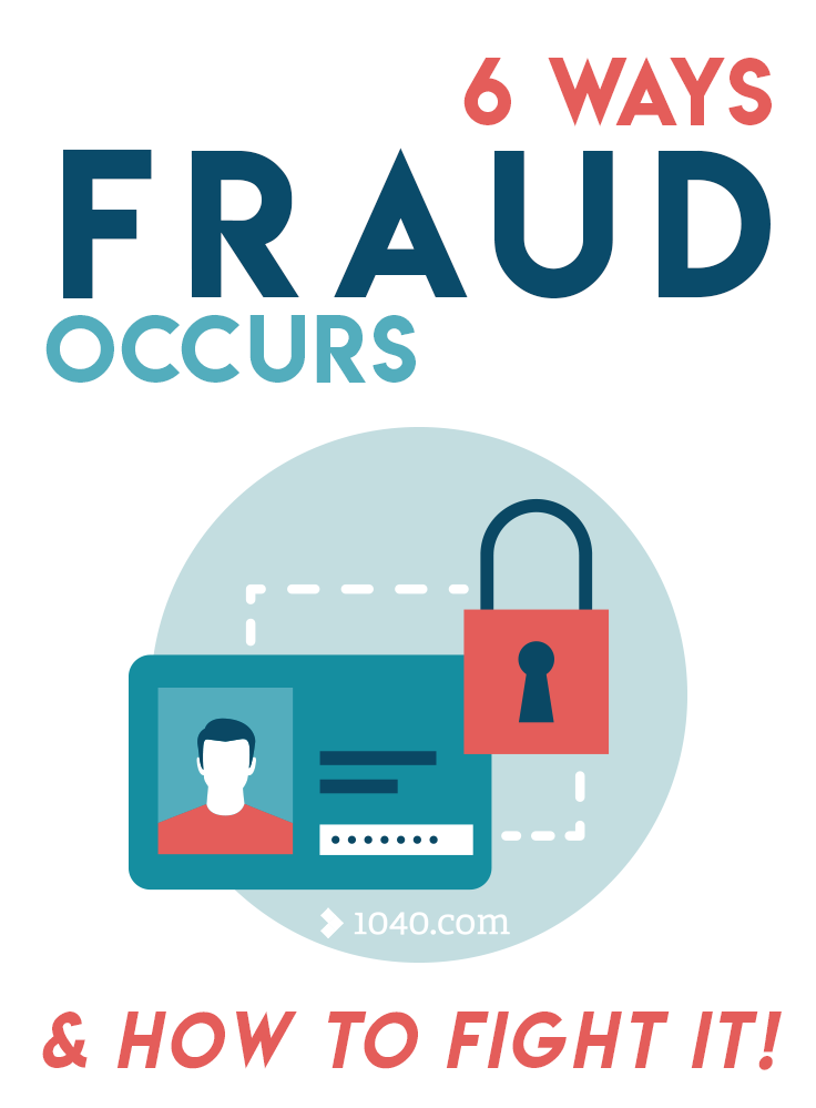 6 ways fraud occurs \u0026 how to fight it! identity theft6 ways fraud occurs \u0026 how to fight it! identity theft unfortunately, identity theft isn\u0027t as simple to defend against as phishing and phone call scams