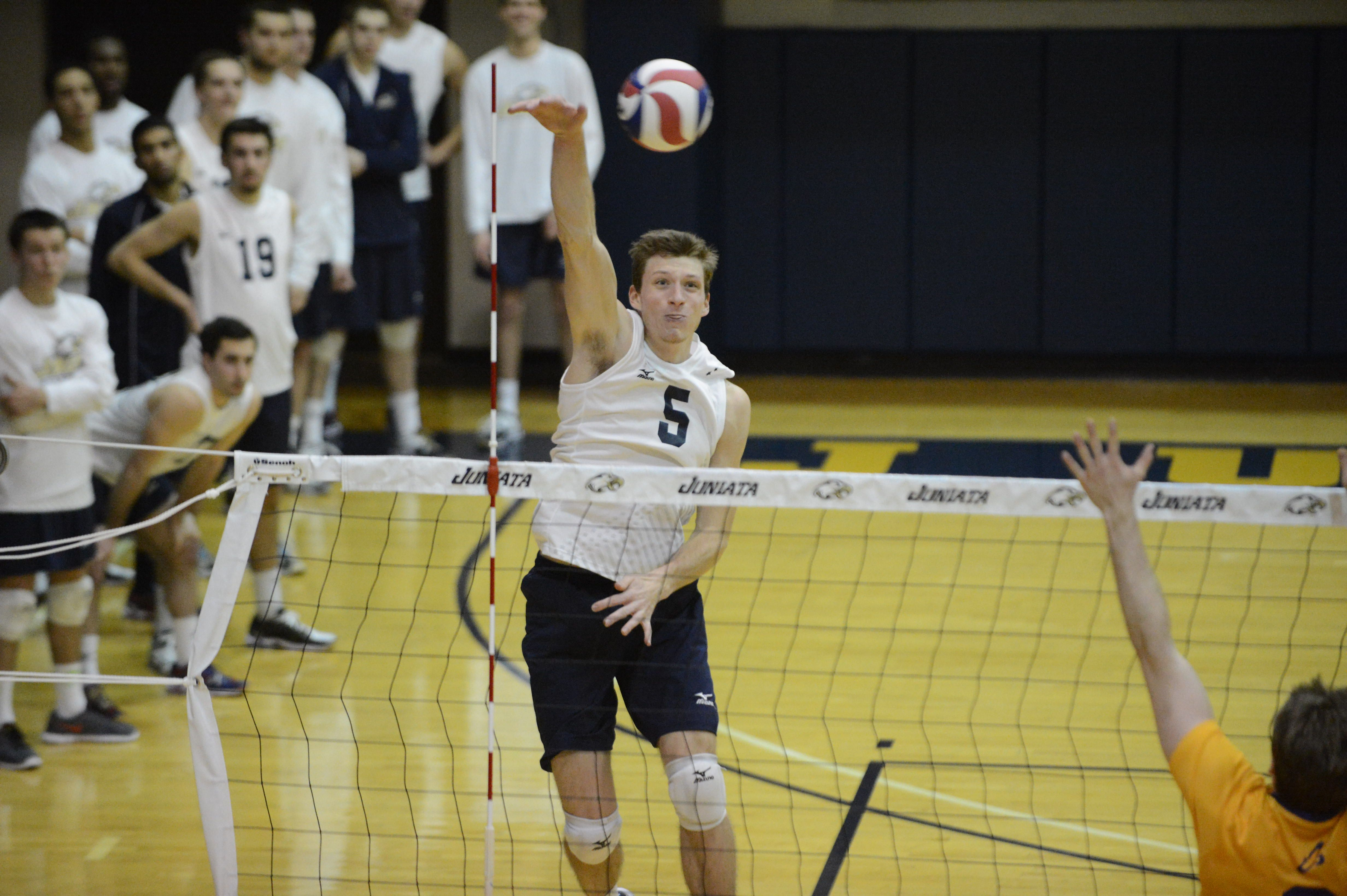 Congrats To Juniata S Paul Kuhn On Winning The Men S Diii Sports Imports Avca Player Of The Week Sports Men Basketball Court