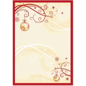 Cranberry Lace Specialty Flat Invitations | PaperDirect | Holiday ...