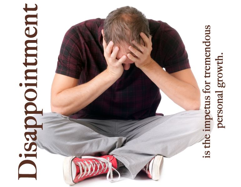 Picking Yourself Up After a Major Disappointment - Best Visionary Strategies