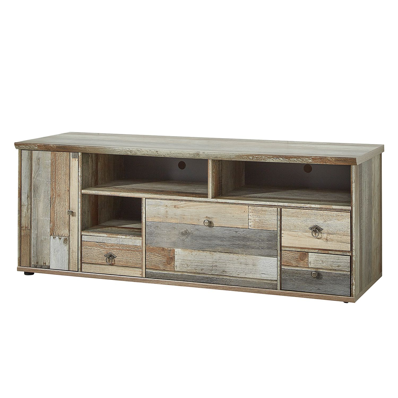 Tv Lowboard Tapara Iv Braun Grau Roomscape Jetzt Bestellen  # Porta Fernsehschrank
