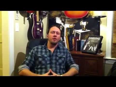 Troy McLawhorn with Evanescence PSA for CWAV Usa
