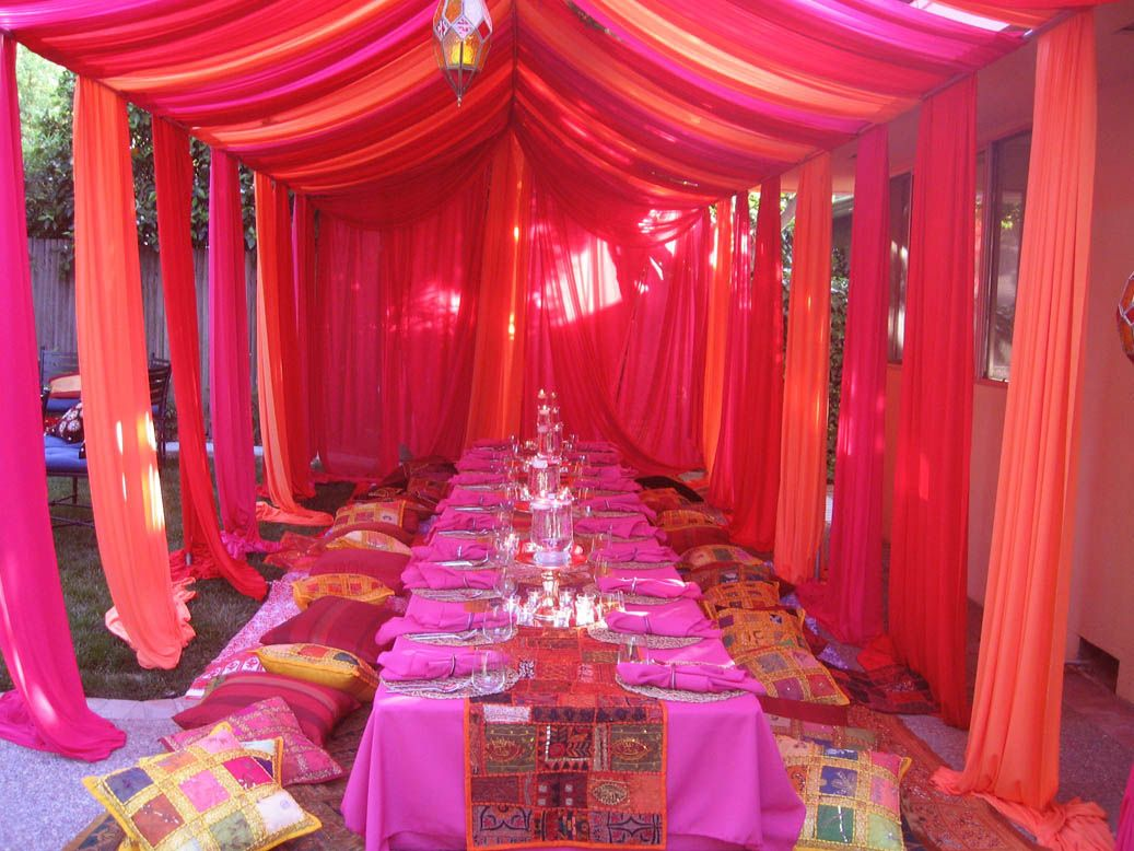 Wedding reception simple stage decoration  Sangeet Inspiration For Indian Wedding Decorations in the Bay Area