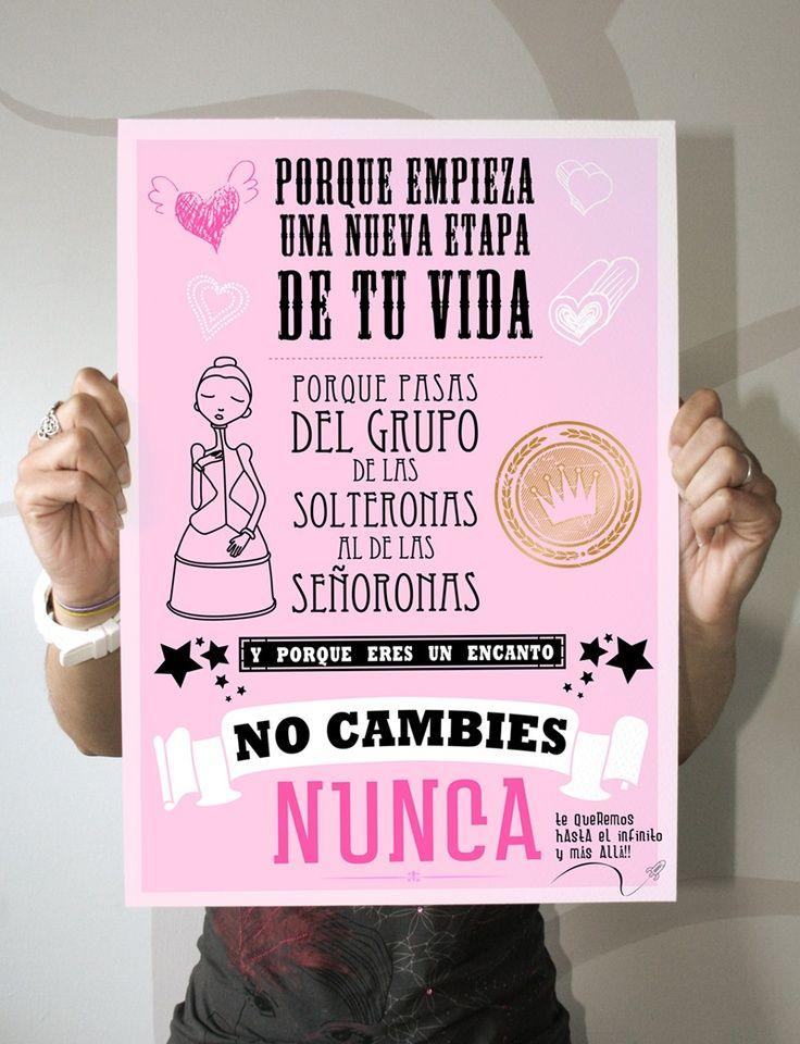Ideas | PON COLOR A TU BODA! | Despedida | Pinterest | Despedida ...