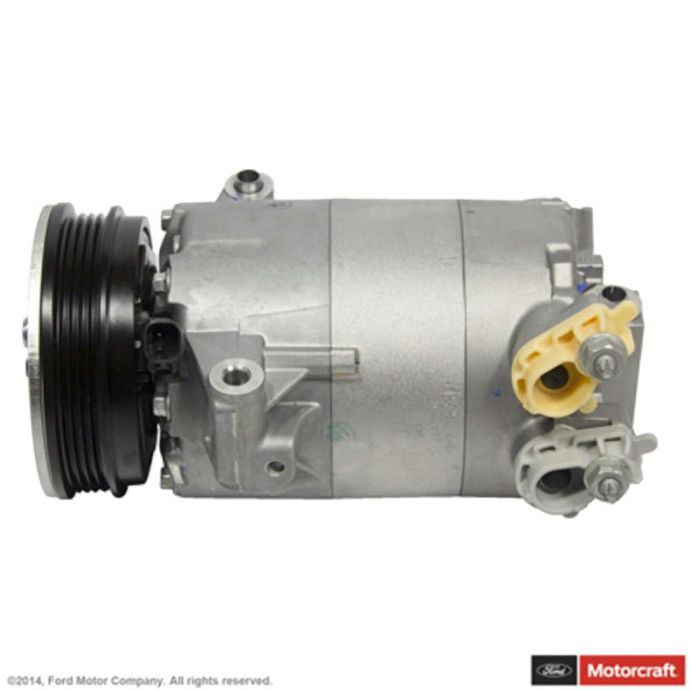 Motorcraft New A C Compressor And Clutch 2016 Ford Escape Ford