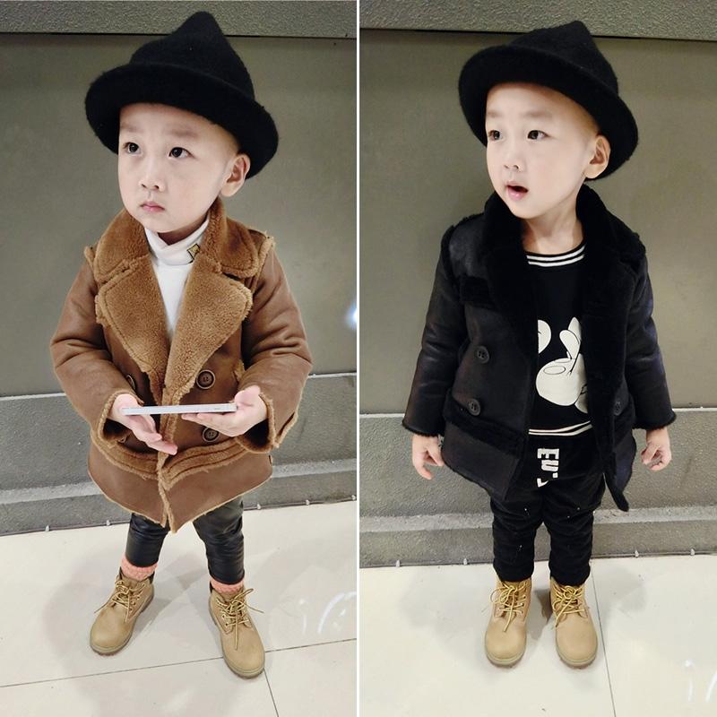 32.31$  Buy here - https://alitems.com/g/1e8d114494b01f4c715516525dc3e8/?i=5&ulp=https%3A%2F%2Fwww.aliexpress.com%2Fitem%2FChildren-Jackets-Winter-Warm-Cotton-Coat-Padded-Boys-Fur-Collar-Baby-Down-Kids-Clothing-Outerwear-Infant%2F32736304837.html - Children Jackets Winter Warm Cotton Coat Padded Boys Fur Collar Baby Down Kids Clothing Outerwear Infant Overcoat Girls Parka