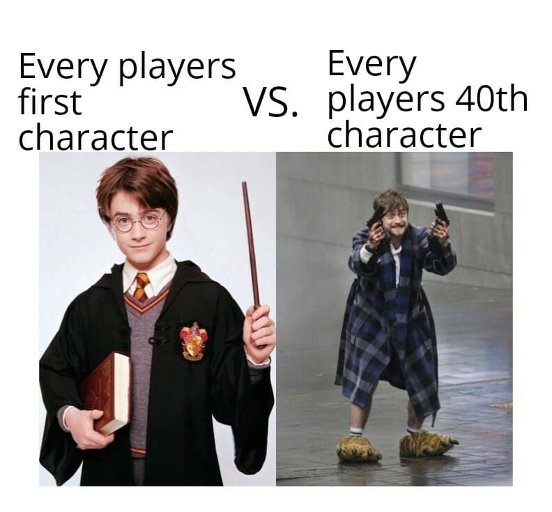 20 Of The Best D D Memes On Reddit Harry Potter Funny Harry Potter Memes Dungeons And Dragons Memes